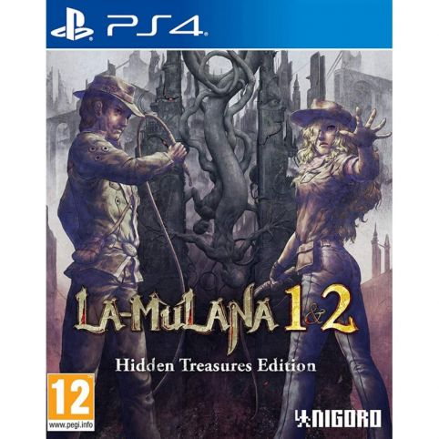 La-Mulana 1&2: Hidden Treasures Edition (PS4)