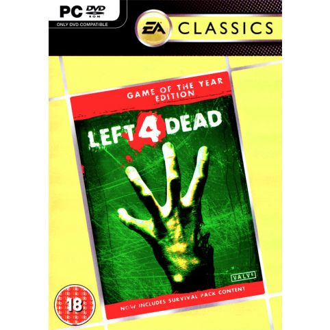 Left 4 Dead: Game of The Year Edition - Classic (PC)