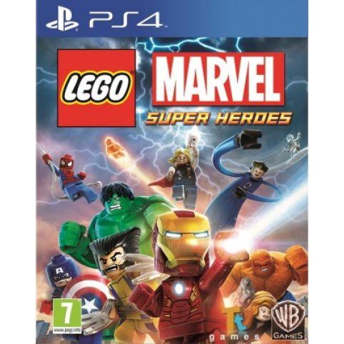 LEGO Marvel Super Heroes (PS4)