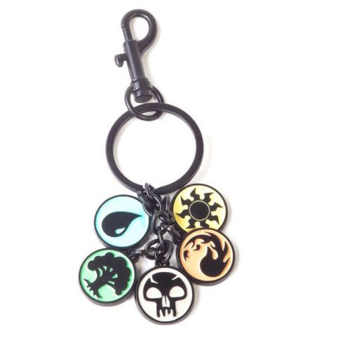 Magic: The Gathering Charms Metal Keychain