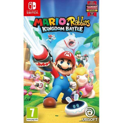 Mario + Rabbids: Kingdom Battle (Switch)