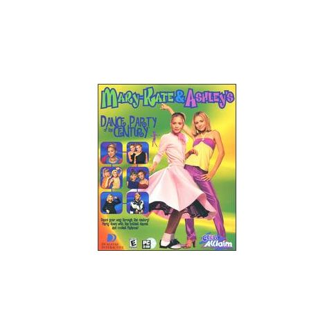 Mary-Kate & Ashley's: Dance Party of the Century (PC)