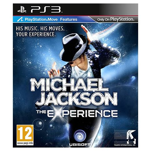 Michael Jackson: The Experience - Move - Game Only (PS3)