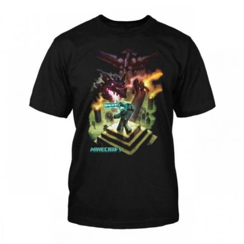 Minecraft Enderdragon Tshirt (12-13 Years)