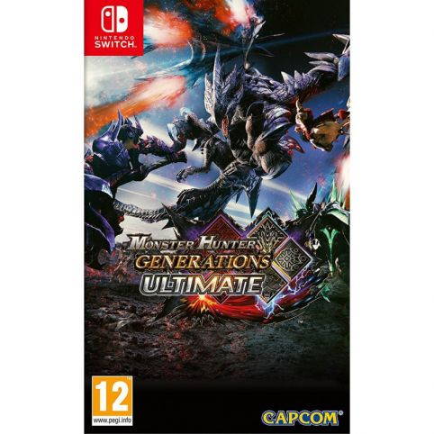 Monster Hunter Generations Ultimate (Switch)