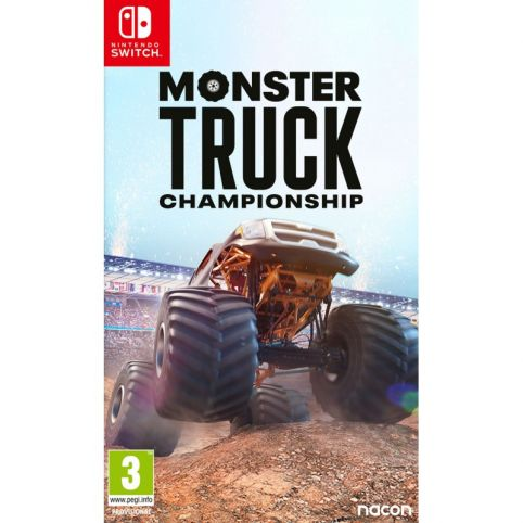 Monster Truck Championship (Switch)