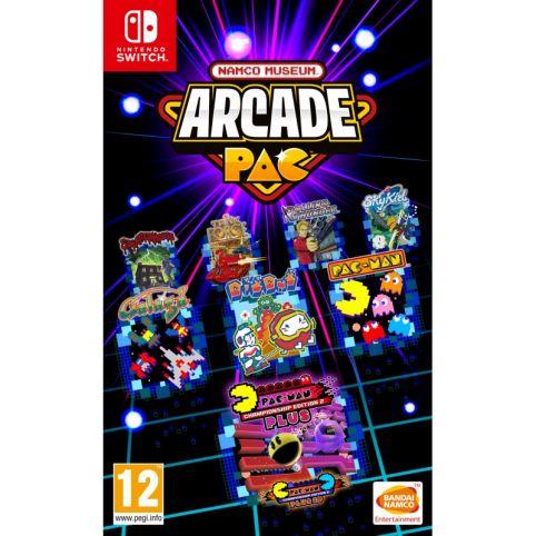 Namco Museum Arcade Pac (Switch)