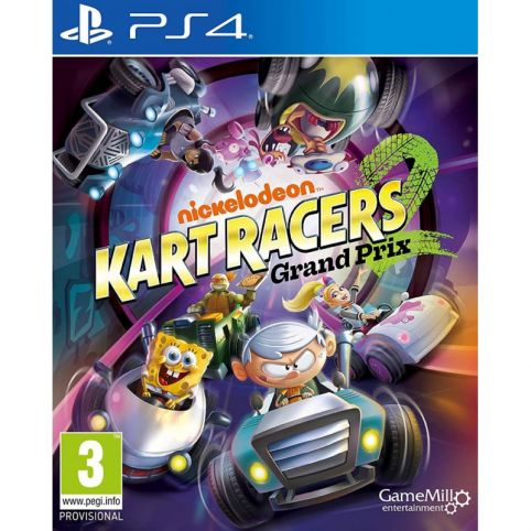 Nickelodeon Kart Racers 2: Grand Prix (PS4)