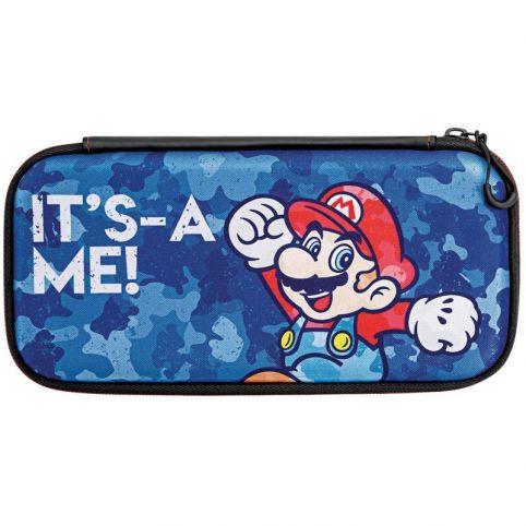 Nintendo Switch Travel Case - Mario Camo Edition
