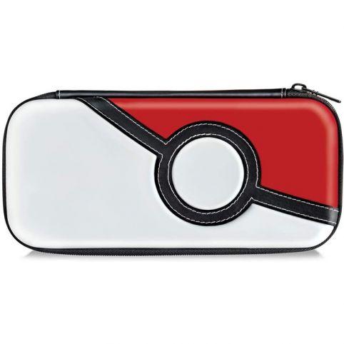 Nintendo Switch Travel Case - Pokeball Edition
