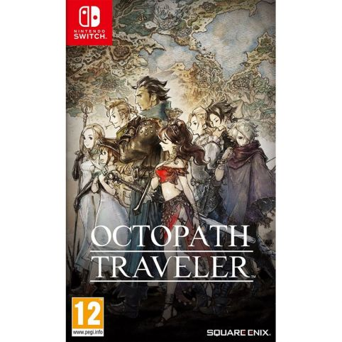 Octopath Traveler (Switch)