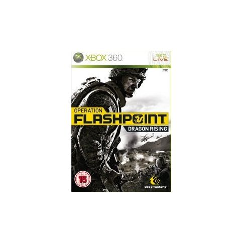 Operation Flashpoint: Dragon Rising (Xbox 360) -