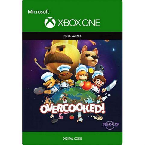 Overcooked - Digital Code (Xbox One)