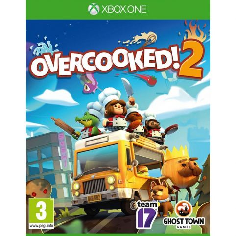 Overcooked 2 (Xbox One)