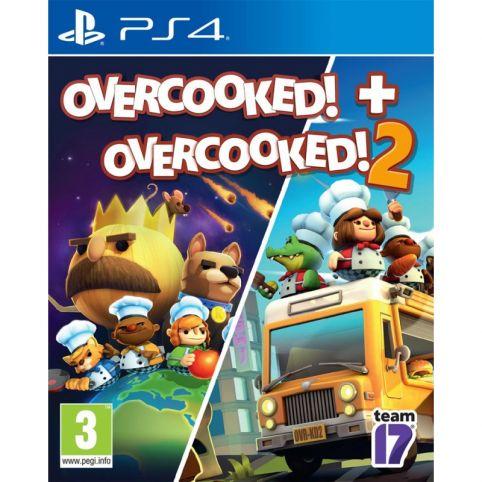 Overcooked! + Overcooked! 2 (PS4)