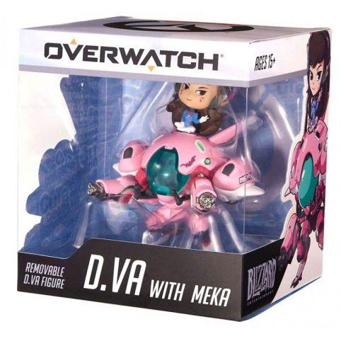 Overwatch Cute But Deadly figure / D.Va with Meka