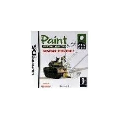 Paint By DS: Military Vehicles (DS)