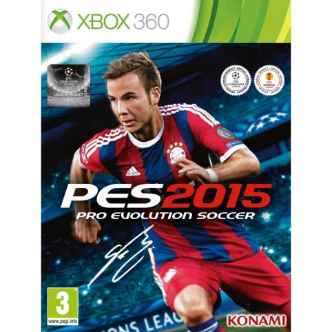 PES 2015 - Day One Edition (Xbox 360)