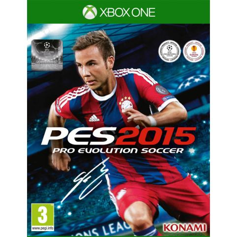 PES 2015 - Day One Edition (Xbox One)