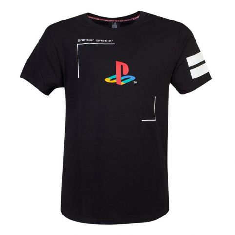 Playstation Tech19 T-Shirt - Extra Large