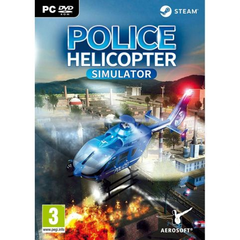 Police Helicopter Simulator (PC)