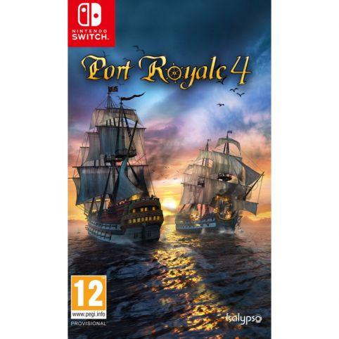 Port Royale 4 (Switch)