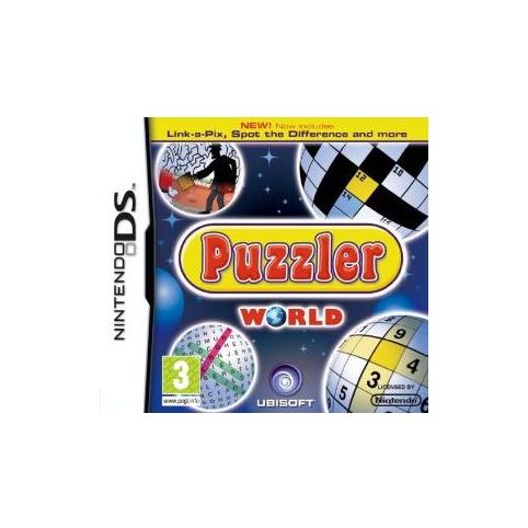 Puzzler World (DS)