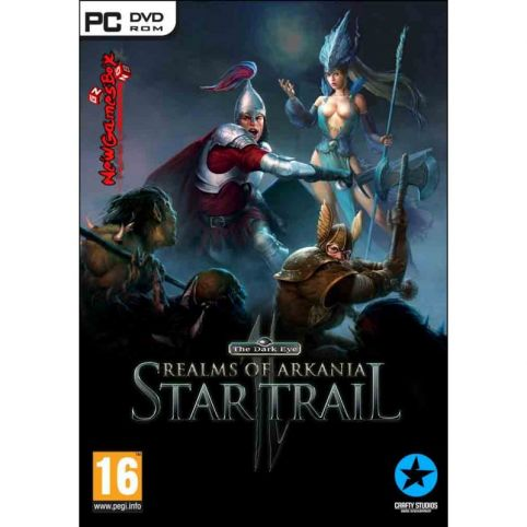 Realms Of Arkania Star Trail (PC)