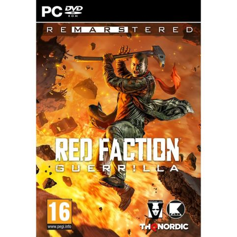 Red Faction Guerilla Re-Mars-tered (PC)