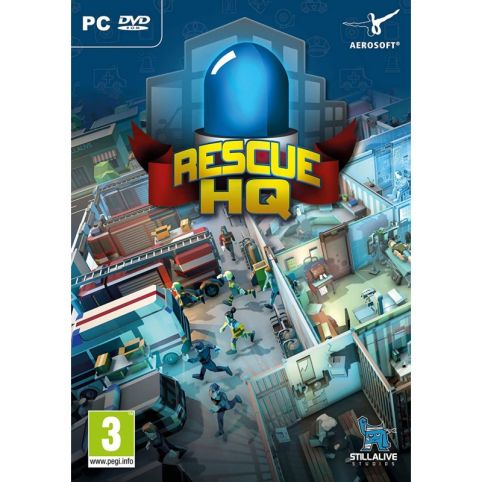Rescue HQ (PC)