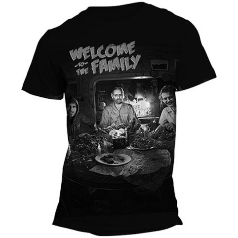Resident Evil 7 Welcome to the Family T-Shirt - medium