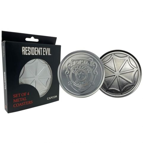 Resident Evil Coasters