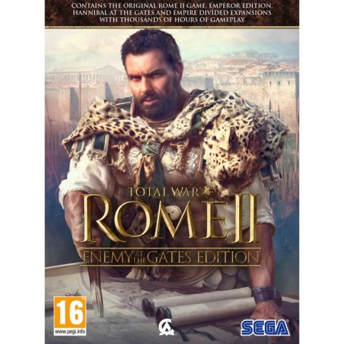 Rome II: Enemy At The Gates (PC)