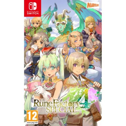Rune Factory 4 Special (Switch)