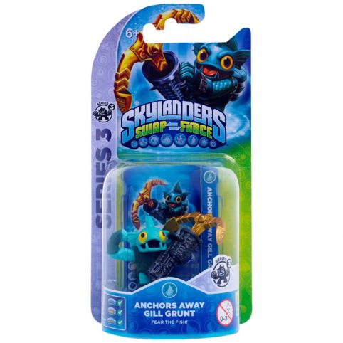 Skylanders Swap Force Character Pack - Anchors Away Gill Grunt