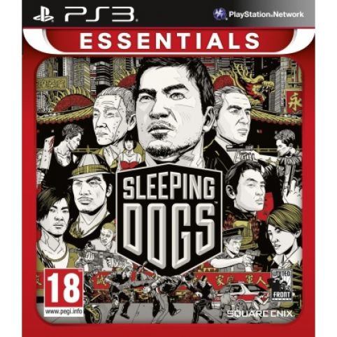 Sleeping Dogs - Essentials (PS3)