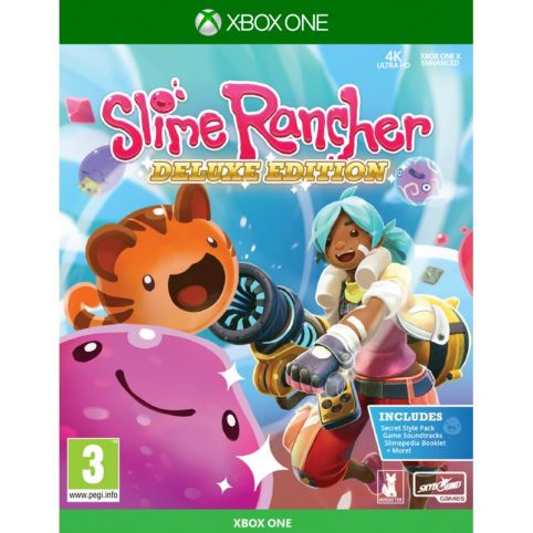Slime Rancher: Deluxe Edition (Xbox One)