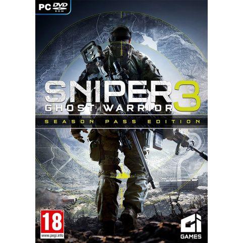 Sniper Ghost Warrior 3 - Season Pass Edition (PC)