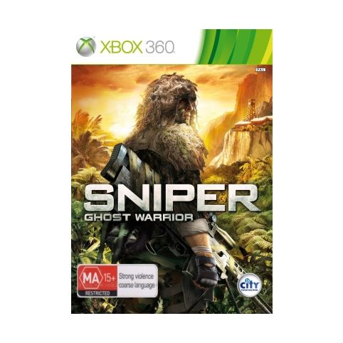 Sniper Ghost Warrior (Xbox 360) Prowned