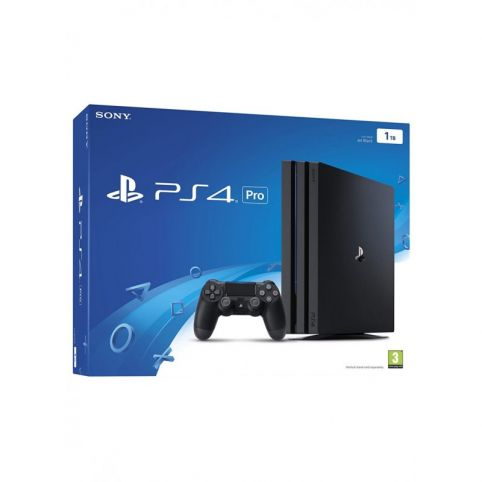 Sony PlayStation 4 Pro 1TB Console (PS4)
