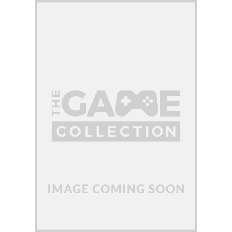 SONY Playstation Adult Male Controllers All-Over Sublimation Full Length Zipper Hoodie, Medium, White/Black