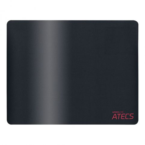 SPEEDLINK Atecs Soft Gaming Mousepad, Medium, Black