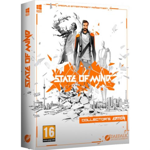 State of Mind Collector's Edition (PC)