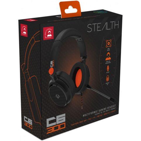 STEALTH C6-300 Premium Gaming Headset
