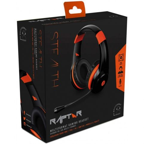 Stealth XP Raptor Multi-Format Stereo Gaming Headset