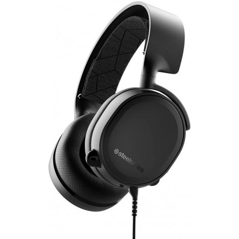 SteelSeries Arctis 3 Headset - Black