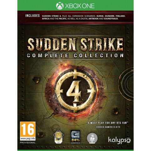 Sudden Strike 4 Complete Collection (Xbox One)