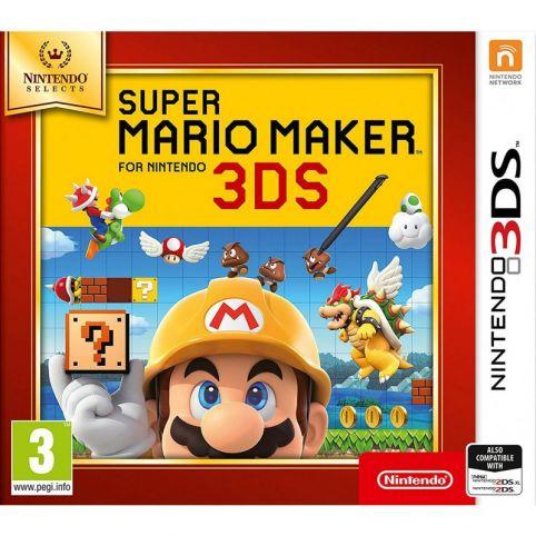 Super Mario Maker - Nintendo Selects (3DS)