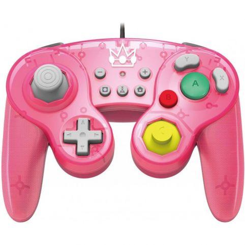 Super Smash Bros Gamepad - Peach (Switch)