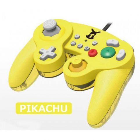 Super Smash Bros Gamepad - Pikachu (Switch)